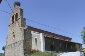 Mi mágico León: iglesia de Villarmún del siglo XII, cerca de San Miguel de Escalada, en la provincia de León.