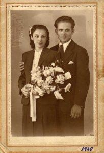 Mi mágico León: desde la capital de la Maragatería, Astorga, la foto de Francisco e Isabel